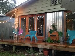 adorable funky bungalow in quiet south lamar area austin texas