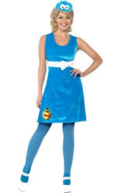 Cookie Monster Halloween Costume Adults 11 Sesame Street Costumes Images Sesame