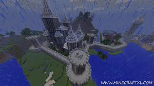 How To Use Minecraft Maps Castle Lividus Of Aeritus Map Download For Minecraft 1 7 2 1 6 4
