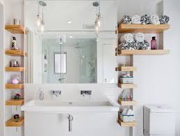 bathroom wall shelf ideas bathrooms white modern bathroom with floating bathroom shelves