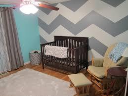 baby room remodel chevron zig zag wall youtube