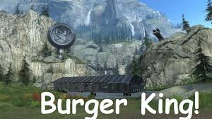 Halo Reach Maps Halo Reach Forge Map Burger King Youtube