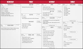 Crossfit Programming Spreadsheet Crossfit Workout Schedule Eoua Blog