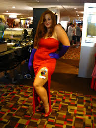 jessica rabbit who framed roger rabbit dragoncon u002712 jessica rabbit by vincent h nguyen on deviantart