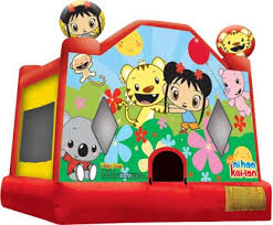 ni hao kai lan jump bay bay jumpers bounce house rentals