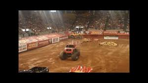 monster truck show roanoke va monster jam 2013 roanoke civic center in hd youtube