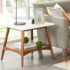 Oak End Tables Oak End Side Tables You Ll Wayfair