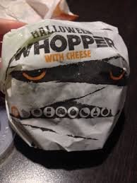 halloween whopper burger king creamy steaks halloween whopper in the uk