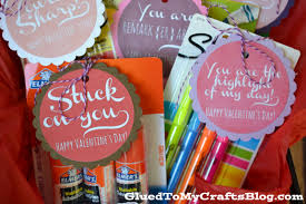 valentine teacher gift idea free printable