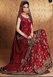 wedding dress maroon bridal dress maroon traditional bridal sharara