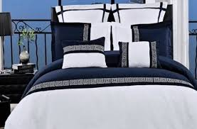 Blue And White Comforters Awesome 22 Best Navy Blue Comforter Sets Images On Pinterest