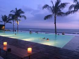 bali anna ventures another gorgeous infinity pool overlooking the beach not far from the centre of seminyak potato head has such a variety there s lounges up the front for