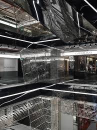 david adjaye u0027s aïshti foundation gallery and shopping centre nears