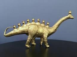elephant menorah menorasaur apatosaurus menorah