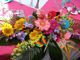 Candy Themed Centerpieces by 35 Best Bridal Shower Candy Images On Pinterest Wedding