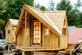 little houses or by tiny living tiny house exterior 1
