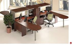 2 person workstation desk the office leader ades cluster of 4 person l shape desk workstation