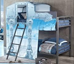 Imaginative Design Themed Kids Bedrooms - Star wars bunk bed