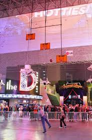 Fremont Street Las Vegas Map by Fremont Street Experience Celebrates College Basketball With 8th