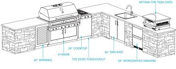 outdoor kitchen designs plans outdoor kitchen plans classy 2 on