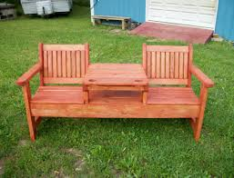 bench 20 diy pallet patio furniture tutorials for a chic and