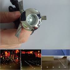 Recessed Deck Lighting 24mm Super Small Led Underground Lamp Waterproof Ip67 12v Low