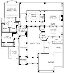 floor plans with courtyards luxury courtyard house plans homeca