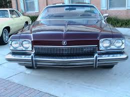 1973 buick centurion convertible maroon youtube