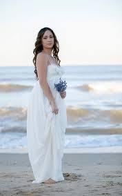 beach wedding dresses plus size june bridals