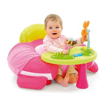 siege gonflable smoby cotoons cosy seat jouets bébé maxi toys