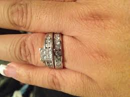 how to wear wedding ring set how do you wear your wedding rings how to wear a wedding ring set