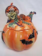 witch cookie jar ebay