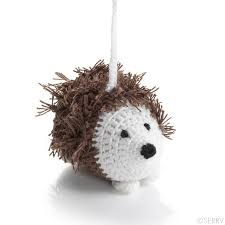 ornaments herbie hedgehog ornament