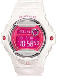 Jam Tangan Baby G Asli g shock baby g white pink casio casio
