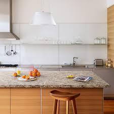 Plan De Travail Vert cuisine cuisine avec plan de travail en bois avec vert couleur