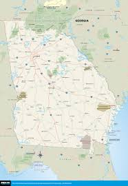 Map Of Northwest Florida by Printable Travel Maps Of Georgia Moon Travel Guides