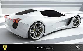 ferrari supercar concept ferrari 365 turin design study