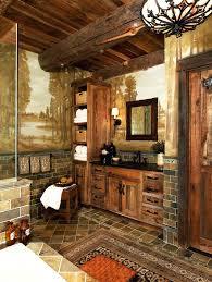 Rustic Bathroom Accessories Sets - rustic bathrooms bathroom accessory set wooden kazmik co