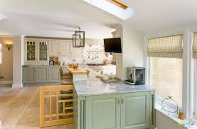 katie malik shaker style kitchen with a contemporary twist