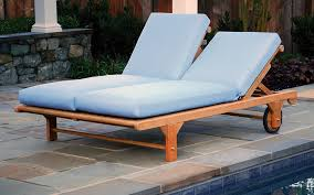 Teak Chaise Lounge Chairs Oversized Outdoor Chaise Lounge Outdoorlivingdecor