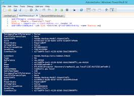 powershell quote list add virtual machines to a veeam backup job from a csv file vmcharlie