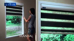 zebra blinds by livin products pvt ltd new delhi youtube
