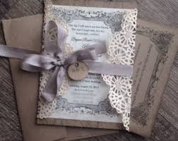 Burlap And Lace Wedding Invitations Best 25 Burlap Wedding Invitations Ideas On Pinterest Rustic