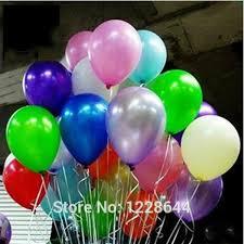 metallic balloons wedding decorations metallic balloons 12inch birthday party