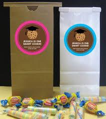 Graduation Favors by Graduation Smart Cookie Theme Favor Bag