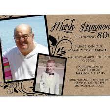 40th birthday invitations 60th birthday from partyprintexpress