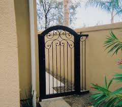 fences and gates southern california forged wrought iron by
