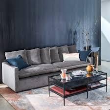 west elm leather sofa reviews west elm blake sectional reviews veneziacalcioa5 com