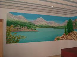 Decoration Spa Interieur Réalisation De Fresques En Dordogne Paysages Et Trompe L U0027oeil