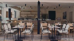 restaurant the kitchen in palma mallorca youtube